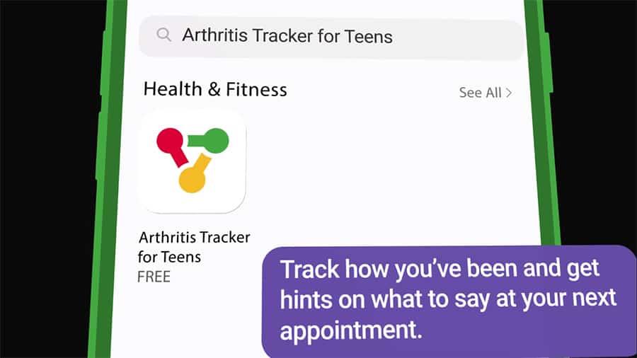 Arthritis Tracker for Teens image