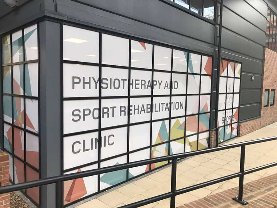 Liverpool Hope University's Physiotherapy and Sport Rehabilitation Clinic image