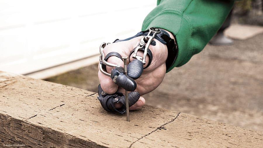 Naked Prosthetics ThumbDriver image