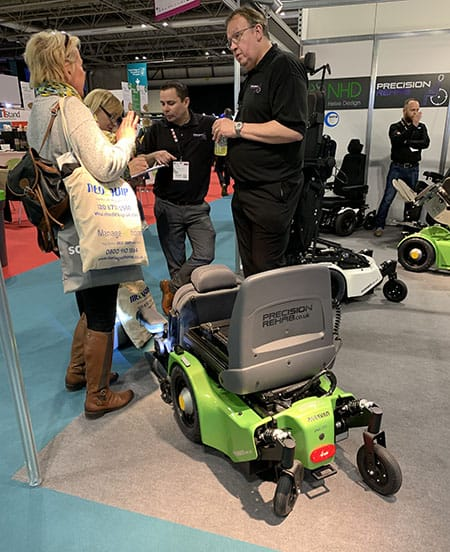 Precision Rehab at The OT Show 2019 image
