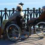 wheelchair users image