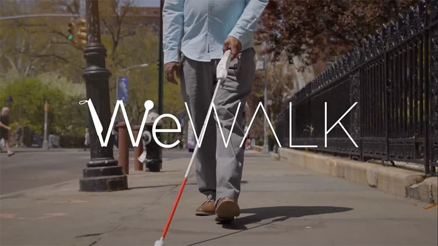 WeWALK Smart Cane image