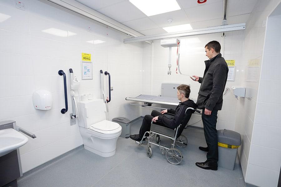 Closomat Changing Places facility image