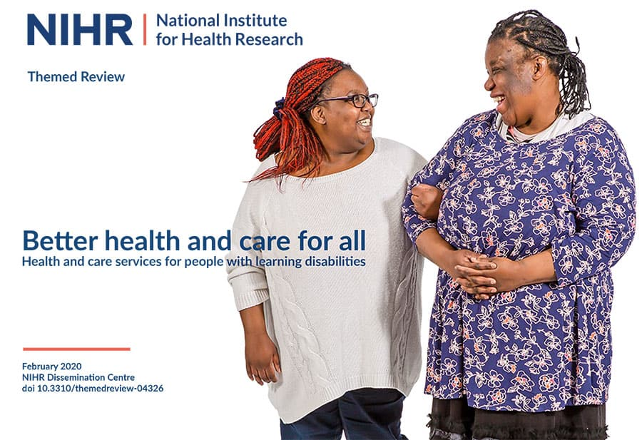 NIHR Better Health and Care for All review image