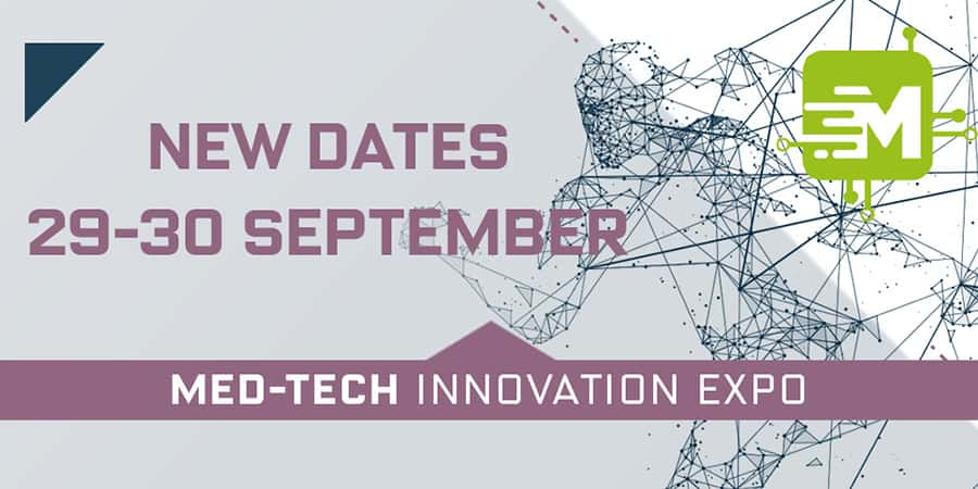 Med-Tech Innovation Expo new dates image
