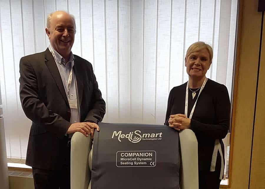 Annie Allsopp joins MediSmart Technologies image