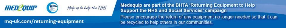 Medequip support national effort to return equipment