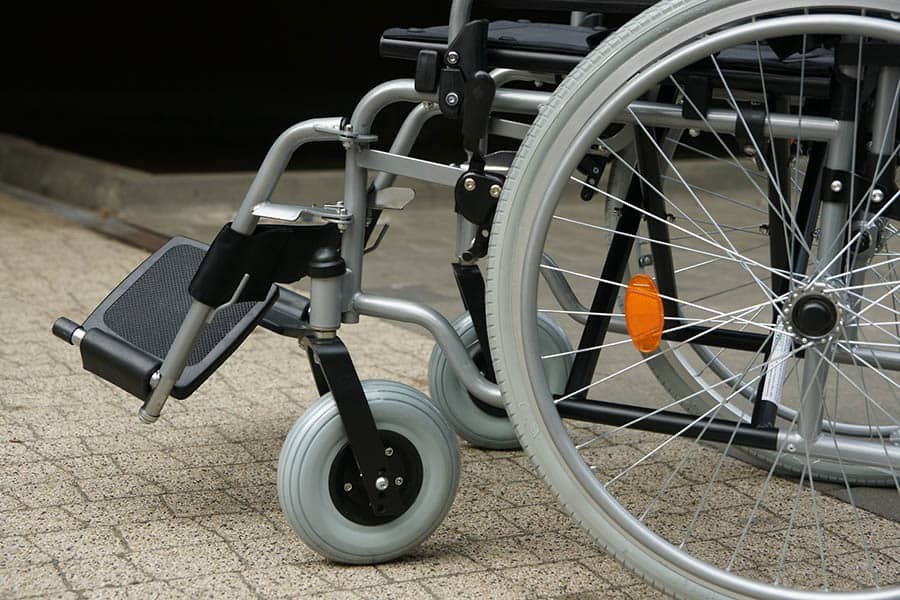wheelchair provision concerns