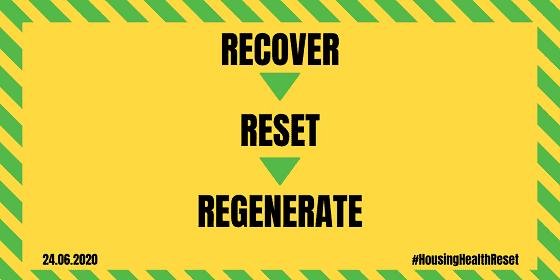 Recover Reset Generate webinar image