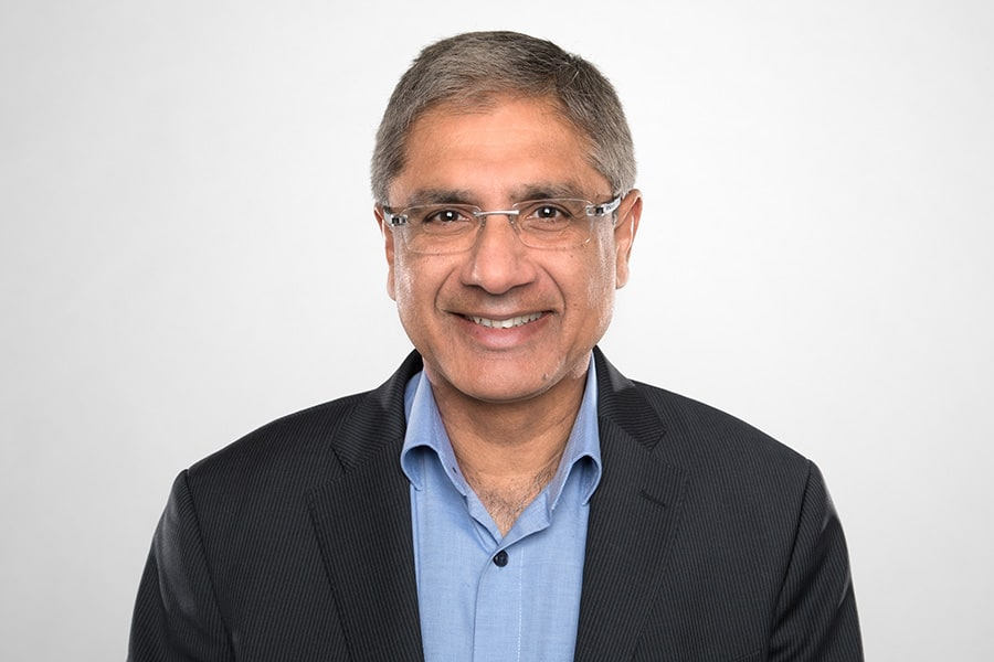Dr Jas Saini, CEO of Vtus image