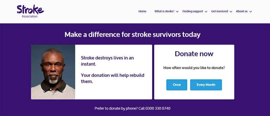 Stroke Association image