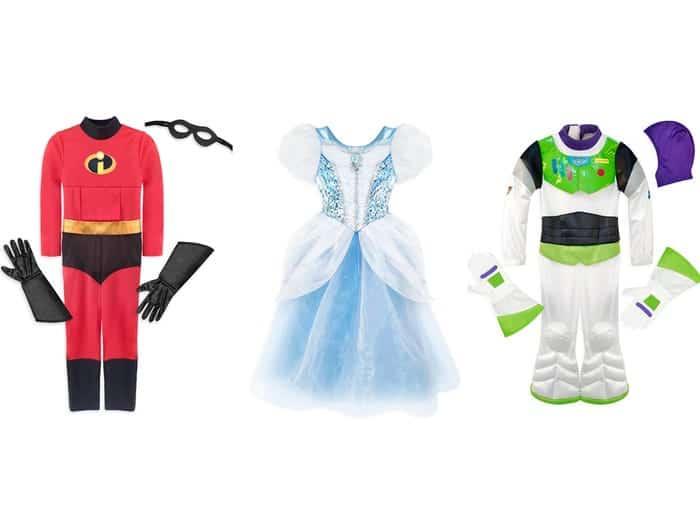 Disney adaptive costumes image