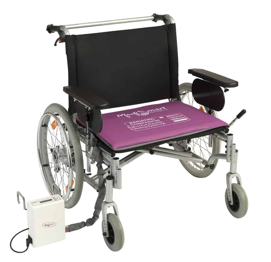 Bariatric MicroCell Companion Mattress for wheelchairs image