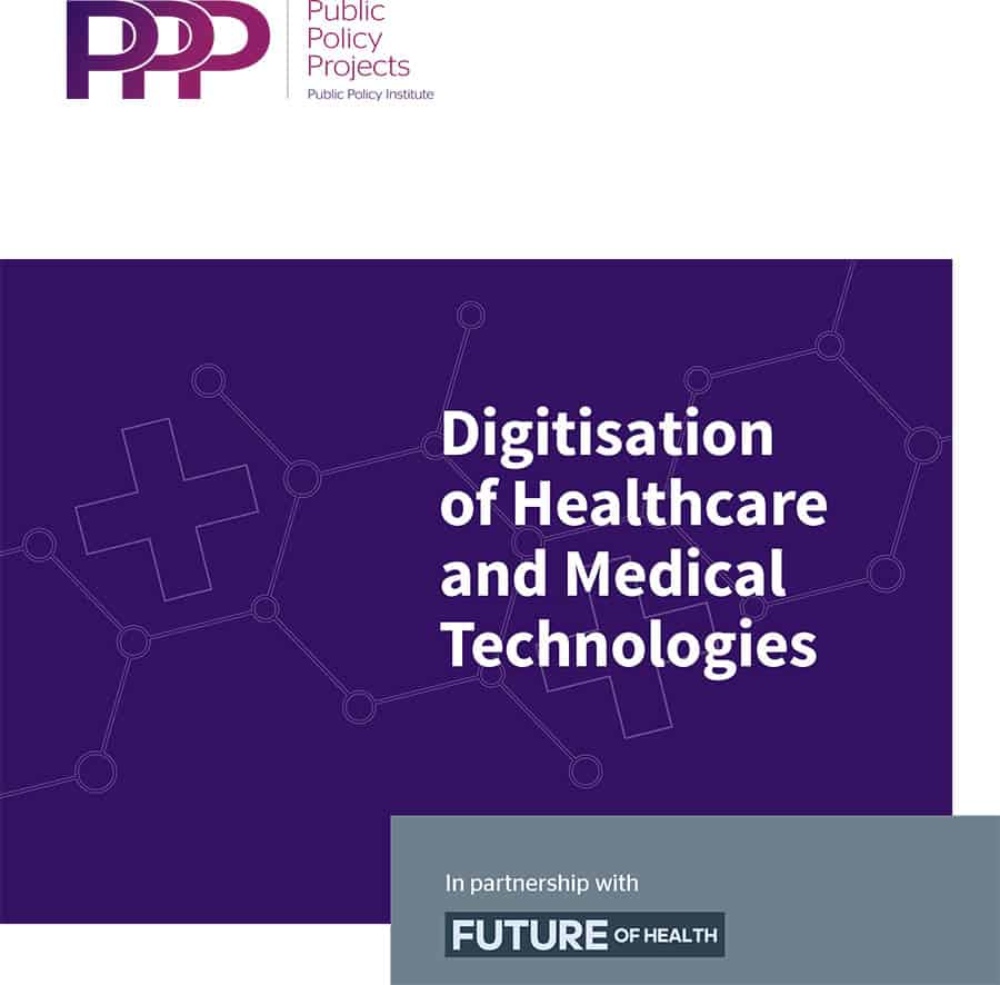 PPP State of the Nation: Digitisation and Medical Technologies report image