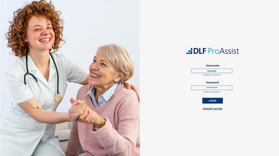 DLF ProAssist image