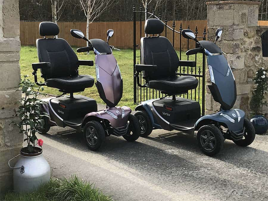 Electric Mobility Vortex scooter image