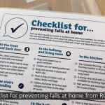 Hertfordshire County Council falls prevention packs image