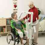 Hillrom safe patient handling equipment image