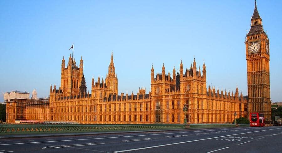 British Parliament image
