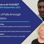 Medstrom impact of falls on the elderly webinar image