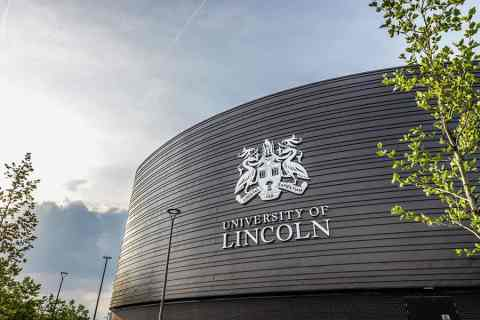 The University of Lincoln image