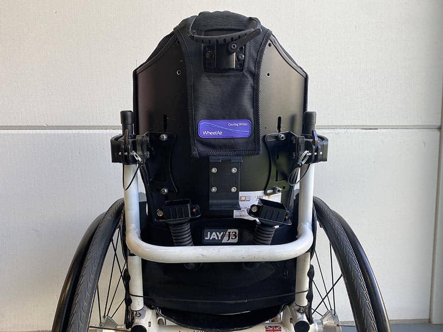 WheelAir rigid back integration service image