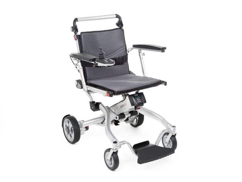 Motion Healthcare Aerolite Folding Powerchair image
