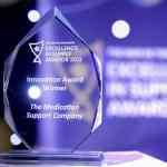 PAMAN innovation award image