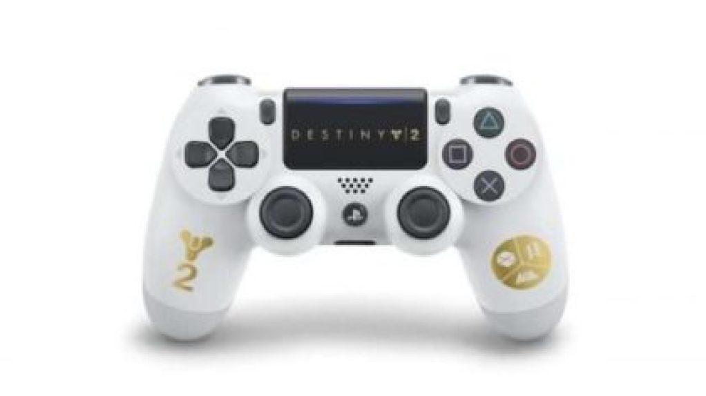 Controle Customizado Destiny 2