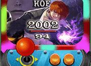 Arcade kof fighter 2002