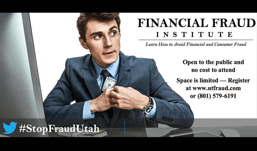 Financial Fraud Institute - St. George UT