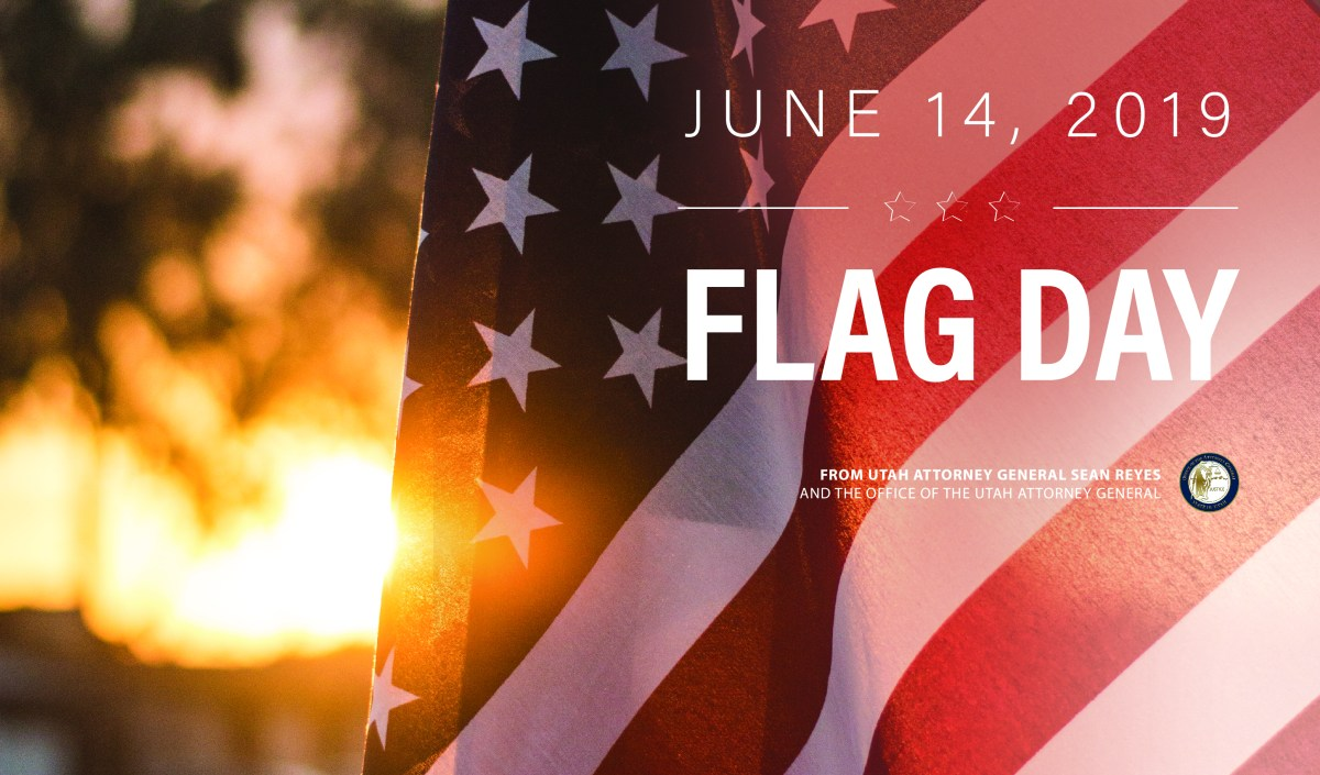 Honoring the American Flag | Utah Attorney General
