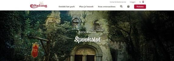 Efteling Spookslot