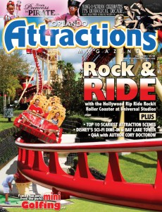 Fall 2009 issue of Orlando Attractions Magazine