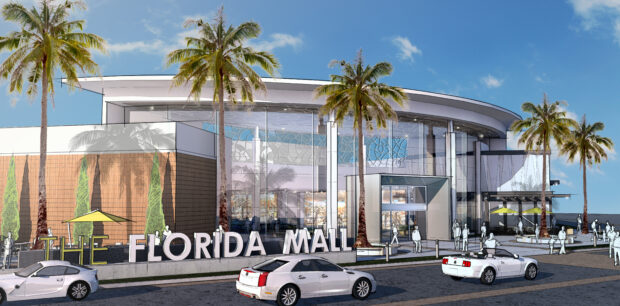 florida mall redesign