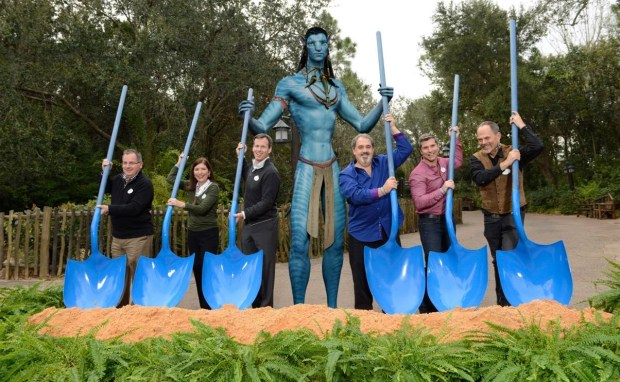 avatar land walt disney world