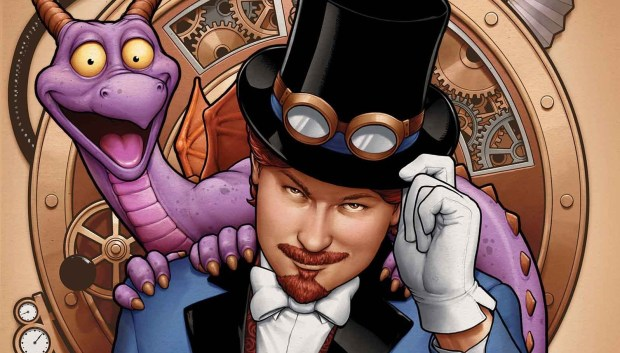 Figment Dreamfinder Marvel comic