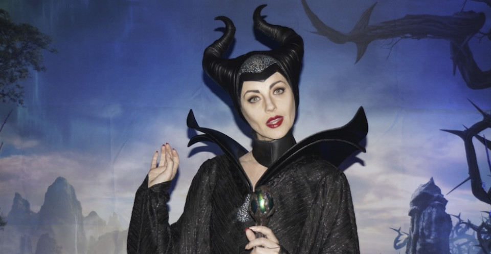 Maleficent at Disney side event