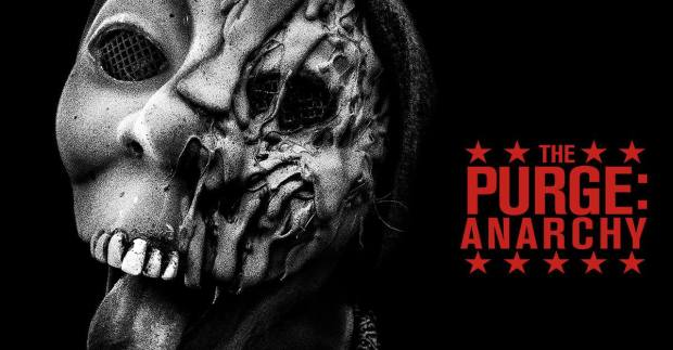 The Purge: Anarchy Universal Halloween Horror Nights