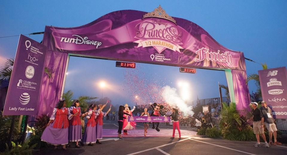 princess marathon winner