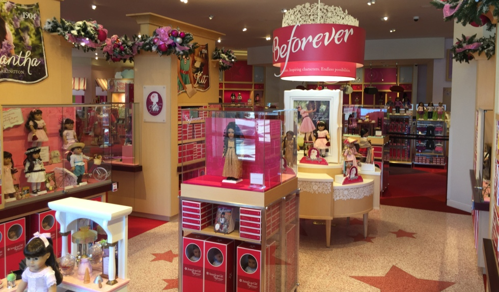 American Girl Opens New Store At The Florida Mall