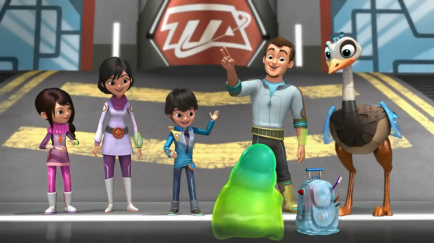 Miles from Tomorrowland