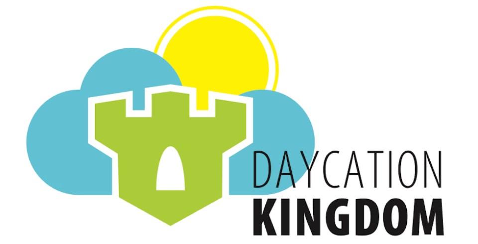 Daycation Kingdom logo