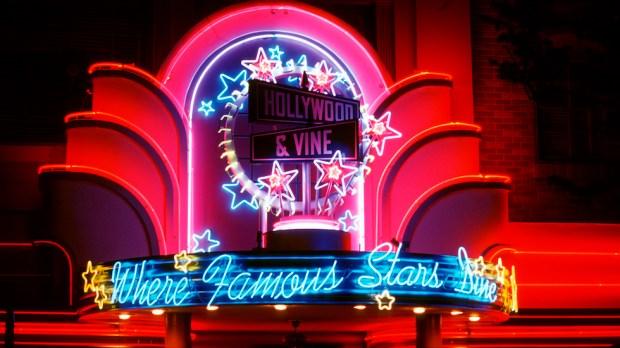 Minnie's Silver Screen Dine Hollywood & Vine