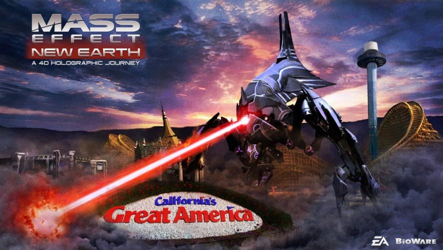 Mass Effect 4D
