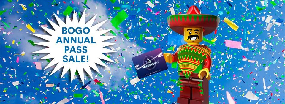 Legoland Florida BOGO annual pass