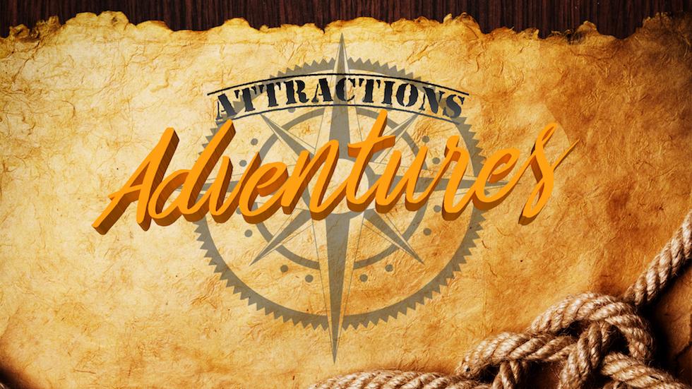 attractions adventures