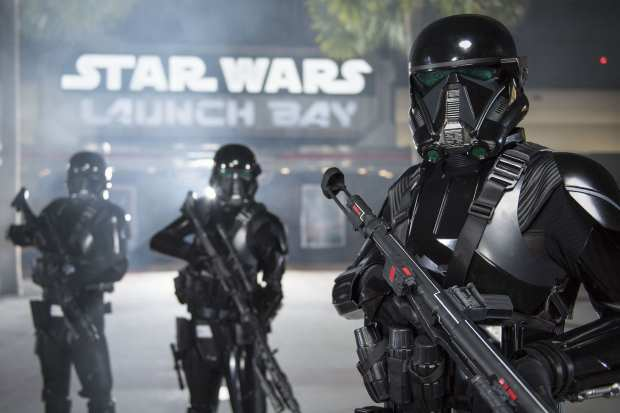 """Stormtroopers from """"Rogue One: A Star Wars Story"""" Coming to Disney's Hollywood Studios"""