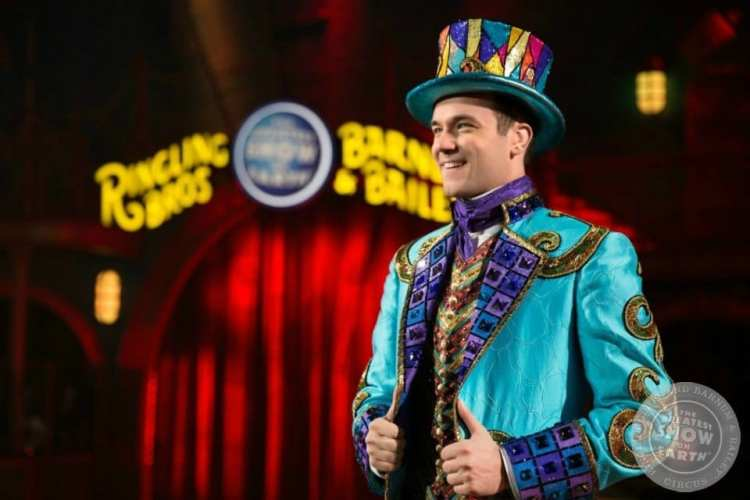 final Ringling Brothers