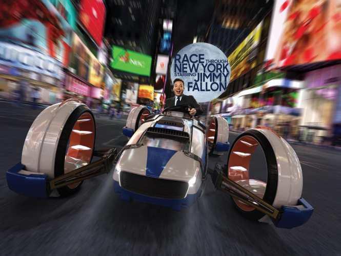 Jimmy Fallon opens April 6 Universal Studios Florida
